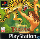 Video games - Sony Playstation - Disney's Tarzan