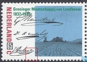 Groninger Society of Agriculture 1837-1987