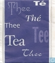 Thee Thé Tee Tea Té