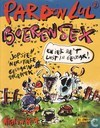 Comic Books - Pardon lul - Boeren sex