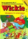 Comics - Wickie - Wickie strip-paperback 4