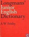 Longmans' Junior English Dictionary