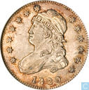 USA 25 cent 1820 (small 0)