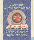 Enchanting English Breakfast Tea