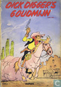 Comics - Lucky Luke - Dick Digger's goudmijn