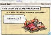 Tip 12: Mijd zware relationele discussies...