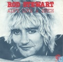 Vinyl records and CDs - Stewart, Rod - Ain't love a bitch