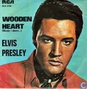 Disques vinyl et CD - Presley, Elvis - Wooden heart