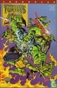 Teenage Mutant Ninja Turtles-Savage Dragon Crossover