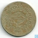 Coins - Philippines - Philippines 5 piso 1998