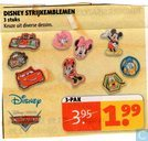 Disney strijkemblemen