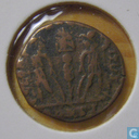 Roman Empire AE4 of the Emperor Constantius II 337-341 A.D.