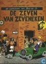 Comic Books - Nibbs & Co - De zeven van Zeveneken