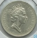 Coins - United Kingdom - United Kingdom 1 pound 1985