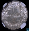 South Africa 1 shilling 1892