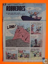 Bandes dessinées - Robbedoes (tijdschrift) - Robbedoes 1136