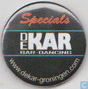 "De Kar Bar Dancing 2A ""Specials"" (klein)"