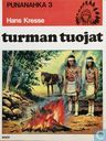 Comic Books - Indian Books - Turman tuojat