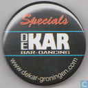 "De Kar Bar Dancing 2B ""Specials"" (groot)"