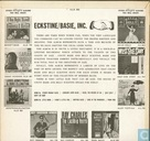 Disques vinyl et CD - Eckstine, Billy - Basie/Eckstine Incorporated