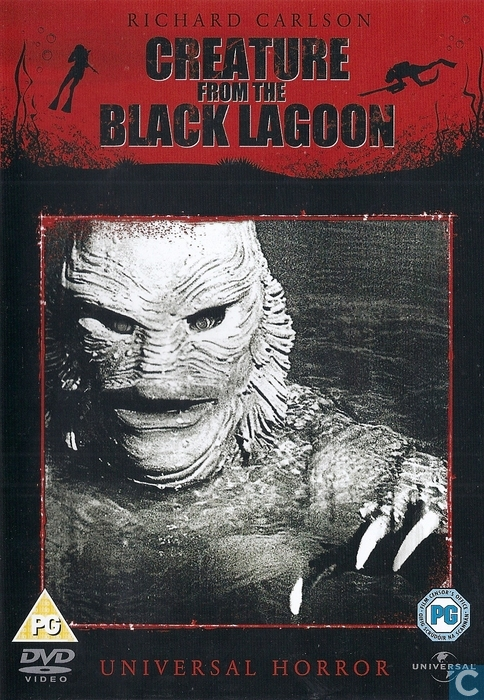 stephen king my creature from the black lagoon