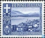 Views of Campione d'Italia