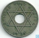 British West Africa ½ penny 1935