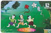 Kite Playing