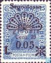 Romulus and Remus, with double overprint