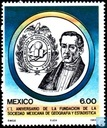 150th anniversary of the Geographical Association of Mexico