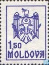 Armoiries de la Moldavie