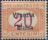Postage Due Stamp