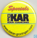 "De Kar Bar Dancing ""Specials"""