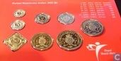 Netherlands Antilles year set 2002