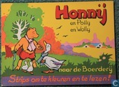 Honnij en Polly en Wolly