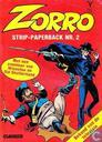 Zorro strip-paperback 2