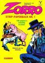 Zorro strip-paperback 1
