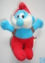Papa Smurf with Backpack