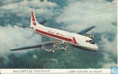 Capital Airlines - Vickers Viscount