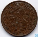 Coins - the Netherlands - Netherlands 1 cent 1931