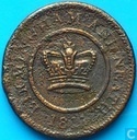 """Groot Brittannië 1 Penny Token 1811 """"Crown Copper Company"""""""