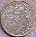 Coins - the Netherlands - Netherlands 1 cent 1928