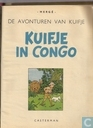 Comic Books - Tintin - Kuifje in Congo