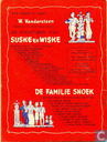 Comic Books - Familie Snoek, De - Snoek wordt snugger