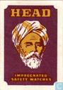 Oudste item - Head impregnated safety matches