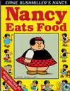 Nancy eats Food