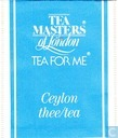 Ceylon thee/tea