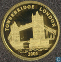 "Togo 1500 francs 2005 ""Tower Bridge Londres"""