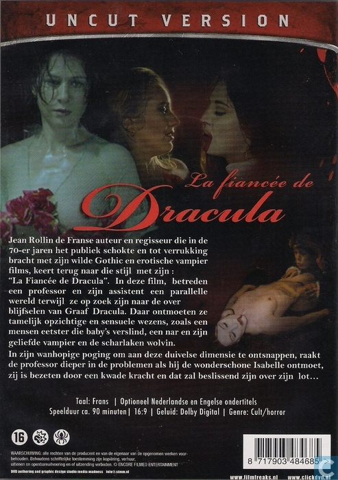 Fiancee of Dracula Movie free download HD 720p