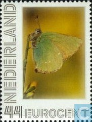 Timbres-poste - Pays-Bas - Callophrys rubi-Rookie